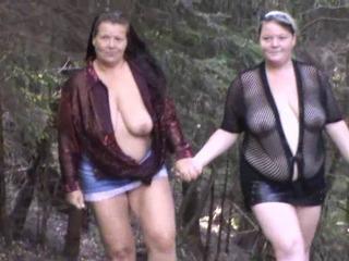 kostenlose lesben wald videos